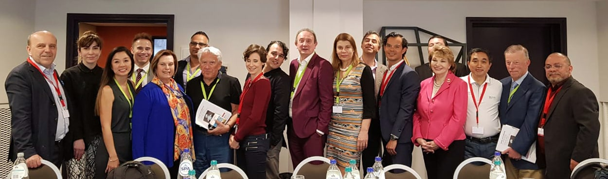 Reunión de la UIME durante el 12th European Congress of the International Union of Aesthetic Medicine