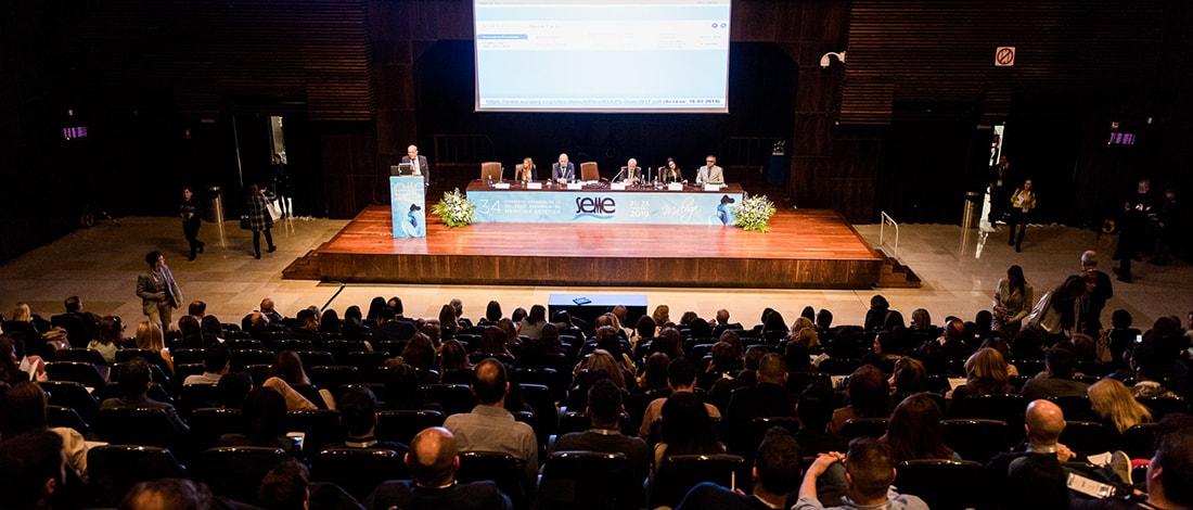 Congreso SEME 2019 auditorio