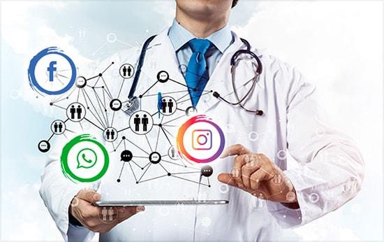 Médicos y redes sociales